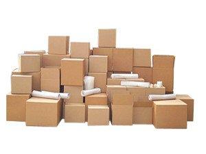 Hur många flyttlådor och flyttkartonger behöver man när man flyttar